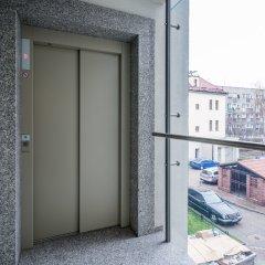 Отель Q17 Apartments Польша, Вроцлав - отзывы, цены и фото номеров - забронировать отель Q17 Apartments онлайн балкон