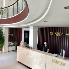 Sunny Hotel интерьер отеля фото 3