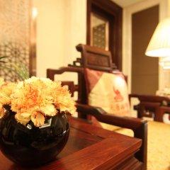 Отель Tang Dynasty West Market Hotel Xian Китай, Сиань - отзывы, цены и фото номеров - забронировать отель Tang Dynasty West Market Hotel Xian онлайн интерьер отеля фото 2