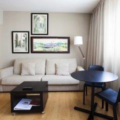 Отель Апарт-отель Atenea Barcelona Испания, Барселона - 3 отзыва об отеле, цены и фото номеров - забронировать отель Апарт-отель Atenea Barcelona онлайн комната для гостей фото 3