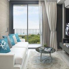 Отель X2 Vibe Pattaya Seaphere Residence комната для гостей фото 4
