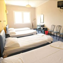 Athens Hawks Hostel комната для гостей