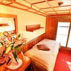 Florentina Boat Hotel Прага комната для гостей