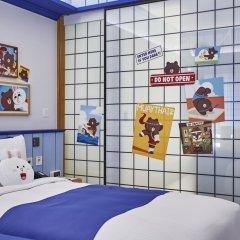 Отель Sotetsu Hotels The Splaisir Seoul Myeong-Dong детские мероприятия фото 2