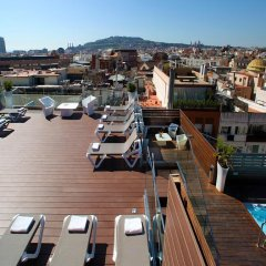 Hotel Lleó балкон