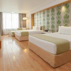 Отель Nh Collection Mexico City Airport T2 Мехико комната для гостей фото 2