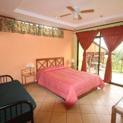 Отель Arenal Tropical Garden Эль-Кастильо комната для гостей фото 4