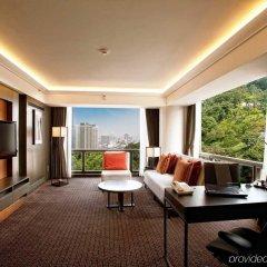 Отель Millennium Hilton Seoul Южная Корея, Сеул - 1 отзыв об отеле, цены и фото номеров - забронировать отель Millennium Hilton Seoul онлайн комната для гостей фото 2