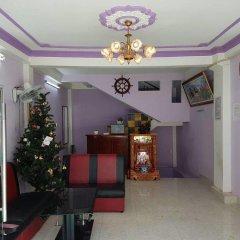 Отель Khách Sạn Thảo Vân Далат интерьер отеля