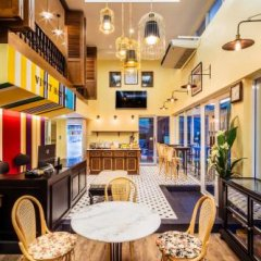 Vivit Hostel Bangkok интерьер отеля фото 6