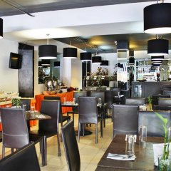 Отель Del Angel Мехико гостиничный бар