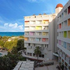Meridia Beach Hotel Турция, Окурджалар - отзывы, цены и фото номеров - забронировать отель Meridia Beach Hotel онлайн комната для гостей