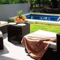 Отель Pure All Suites Riviera Maya Плая-дель-Кармен бассейн
