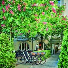 Отель Sorell Hotel Zürichberg Швейцария, Цюрих - 2 отзыва об отеле, цены и фото номеров - забронировать отель Sorell Hotel Zürichberg онлайн спортивное сооружение