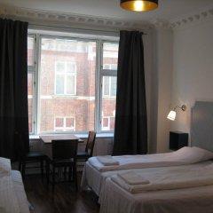 Hotel Loeven Копенгаген комната для гостей фото 2