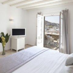 Deliades Hotel удобства в номере