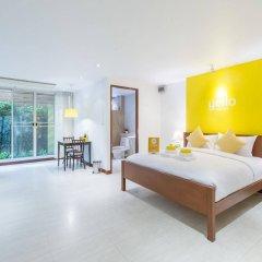 Отель Yello Rooms Таиланд, Бангкок - отзывы, цены и фото номеров - забронировать отель Yello Rooms онлайн комната для гостей фото 2