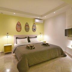 Отель Coconut Villa Афины сейф в номере