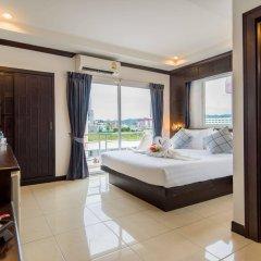 Hallo Patong Hotel & Restaurant комната для гостей фото 5