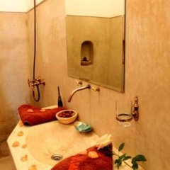 Отель Dar Rania Марокко, Марракеш - отзывы, цены и фото номеров - забронировать отель Dar Rania онлайн ванная