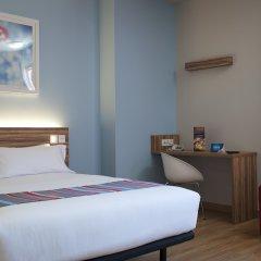 Отель Travelodge Madrid Alcalá комната для гостей