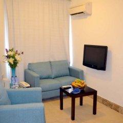 Отель Khuttar Apartments Иордания, Амман - отзывы, цены и фото номеров - забронировать отель Khuttar Apartments онлайн комната для гостей фото 2