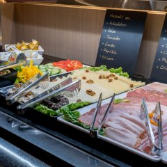 Azimut Hotel Vienna Вена питание фото 2