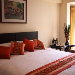 Отель True Siam Phayathai Hotel Таиланд, Бангкок - 1 отзыв об отеле, цены и фото номеров - забронировать отель True Siam Phayathai Hotel онлайн комната для гостей