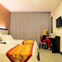 Отель ZEN Rooms Near SOGO Малайзия, Куала-Лумпур - отзывы, цены и фото номеров - забронировать отель ZEN Rooms Near SOGO онлайн комната для гостей фото 5