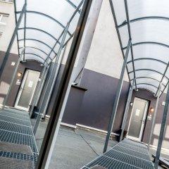 Отель Smartflats City - Brusselian Бельгия, Брюссель - отзывы, цены и фото номеров - забронировать отель Smartflats City - Brusselian онлайн балкон