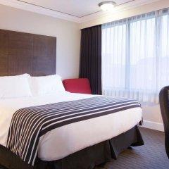Отель Sandman Hotel Vancouver City Centre Канада, Ванкувер - отзывы, цены и фото номеров - забронировать отель Sandman Hotel Vancouver City Centre онлайн комната для гостей фото 2