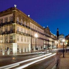 Отель InterContinental Porto - Palacio das Cardosas вид на фасад фото 2