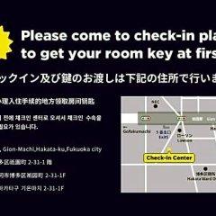 Отель Trip Pod Takasago B Фукуока городской автобус