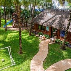 Отель The Reef Coco Beach Плая-дель-Кармен детские мероприятия