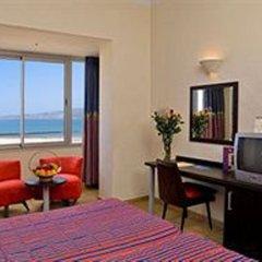 Отель Marina Bay Марокко, Танжер - отзывы, цены и фото номеров - забронировать отель Marina Bay онлайн удобства в номере фото 2