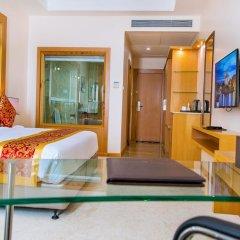 Отель Golden Tulip Westlands Nairobi Кения, Найроби - отзывы, цены и фото номеров - забронировать отель Golden Tulip Westlands Nairobi онлайн комната для гостей фото 3