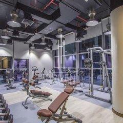 Отель DHH - Central Park фитнесс-зал