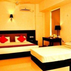 Sai Sea City Hotel сейф в номере
