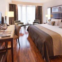 Отель Eurostars Berlin 5* Стандартный номер с разными типами кроватей фото 4