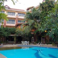 Отель Blue Garden Resort Pattaya бассейн фото 3