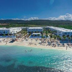 Отель Riu Reggae Adults Only - All Inclusive Ямайка, Монтего-Бей - отзывы, цены и фото номеров - забронировать отель Riu Reggae Adults Only - All Inclusive онлайн пляж