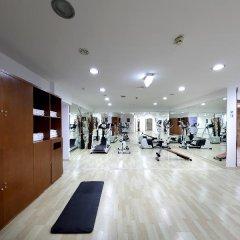 Отель Exe Vienna фитнесс-зал фото 4