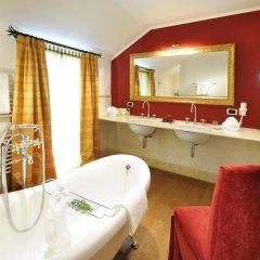 Schloss Hotel Korb Аппиано-сулла-Страда-дель-Вино ванная