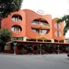 Hotel Manz 2 Поморие парковка