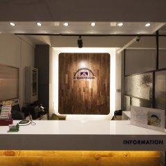 Отель Stay 7 - Hostel (formerly K-Guesthouse Myeongdong 3) Южная Корея, Сеул - 1 отзыв об отеле, цены и фото номеров - забронировать отель Stay 7 - Hostel (formerly K-Guesthouse Myeongdong 3) онлайн интерьер отеля