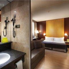 Отель Silken Ramblas ванная