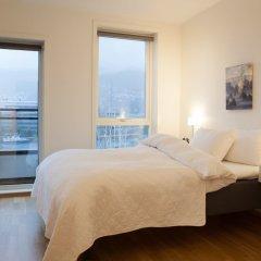 Апартаменты Damsgård Apartment комната для гостей фото 2