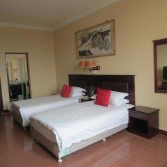 Отель Guangdong Youth Hostel Китай, Гуанчжоу - отзывы, цены и фото номеров - забронировать отель Guangdong Youth Hostel онлайн комната для гостей фото 5