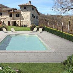 Отель Agriturismo la Commenda Италия, Каша - отзывы, цены и фото номеров - забронировать отель Agriturismo la Commenda онлайн бассейн