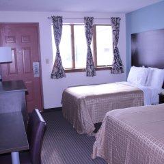Отель Knights Inn Niagara Falls Near IAG Airport США, Ниагара-Фолс - отзывы, цены и фото номеров - забронировать отель Knights Inn Niagara Falls Near IAG Airport онлайн комната для гостей фото 5